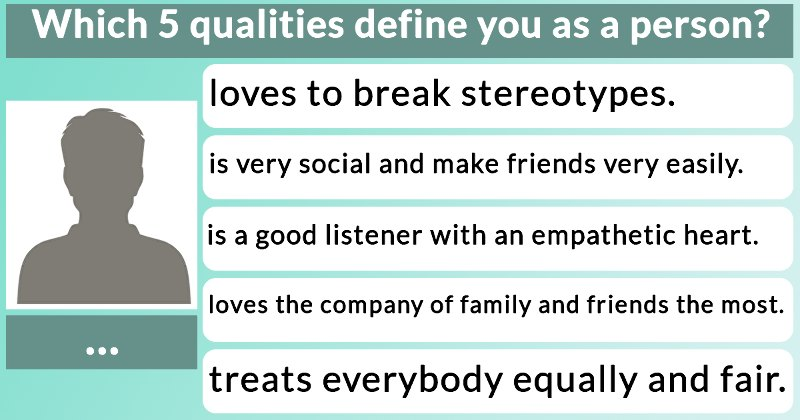 qualities of a good human being