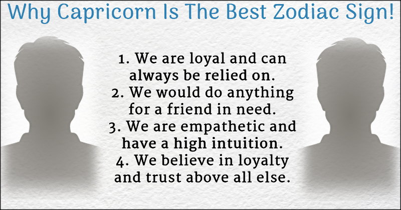 Do You Have The Best Zodiac Sign?