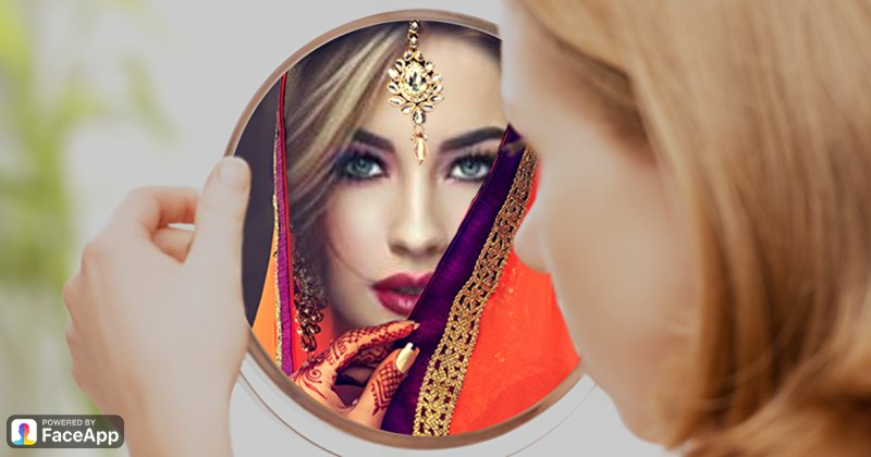 What Would You Look Like As Bollywood Beauty Take A Look In Our