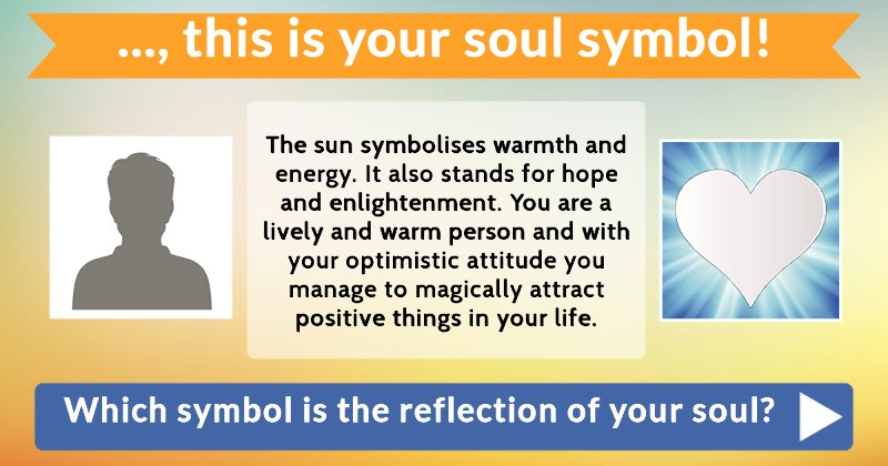 Which Symbol Is The Reflection Of Your Soul