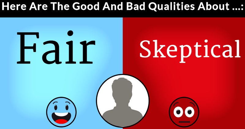 What Are Your Good And Bad Qualities?