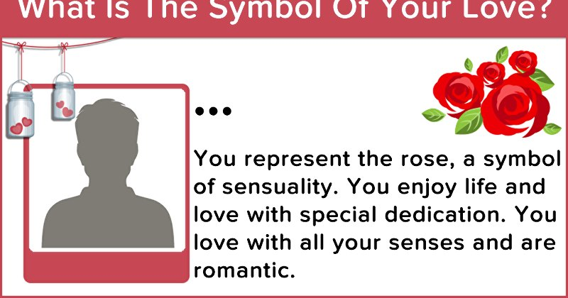 What Is The Symbol Of Your Love
