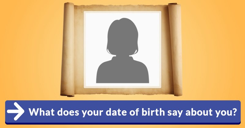 What does your birth date say about you in Australia