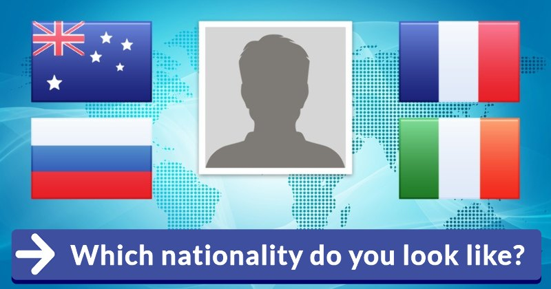 what nationality do i look like picture