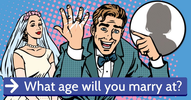 What Age Will You Marry At