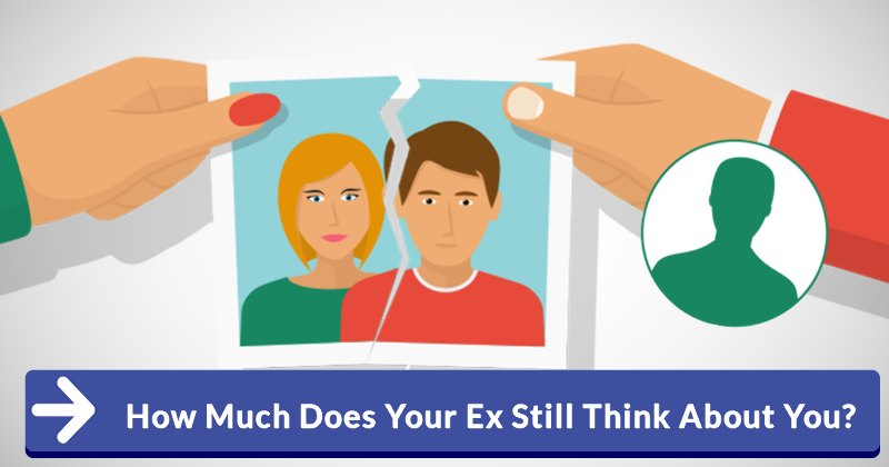 Does your ex still think about you